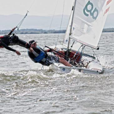 Mistrzostwa Polski Masters w klasie 470, Mistrzostwa Nysy, Błękitna Wstega Jeziora Nyskiego