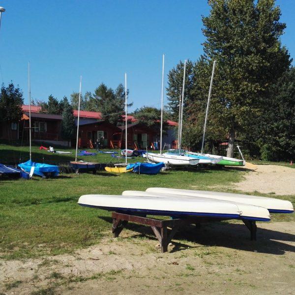 klub żeglarski nysa