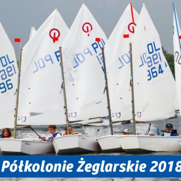 Półkolonie Żeglarskie 2018
