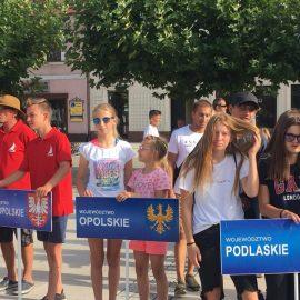 Ogólnopolska Olimpiada Młodzieży w Goczałkowicach.