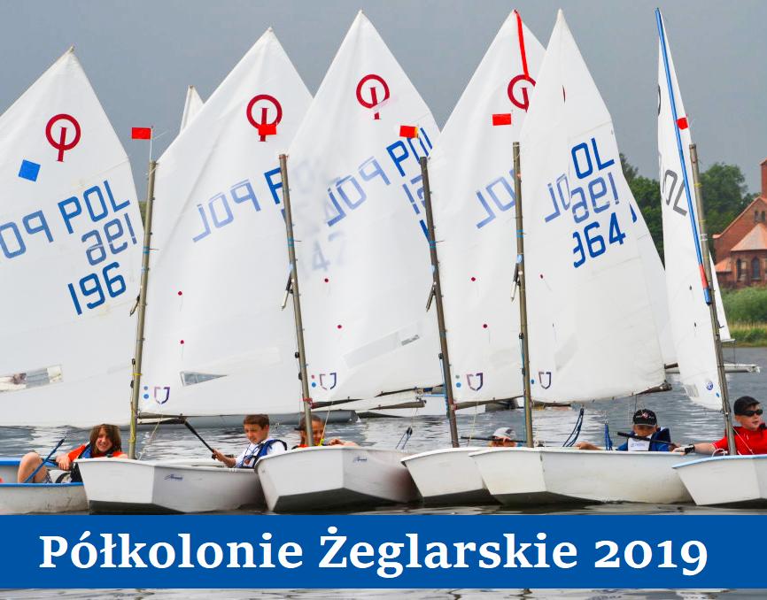 Półkolonie Żeglarskie 2019